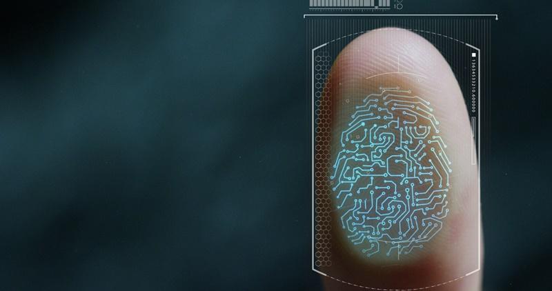 leitura de biometria