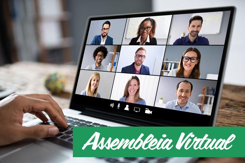 Assembleia virtual em condomínios